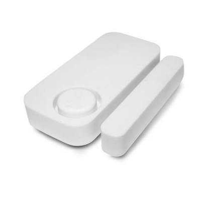 SS016W |  Sensor magnético autónomo puerta y ventana inalámbrica WIFI para smartphone