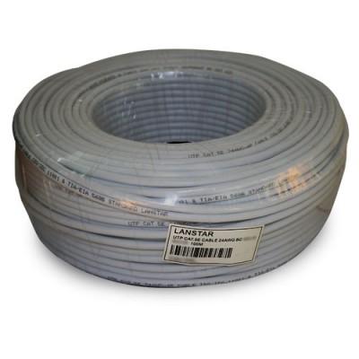 CAB6U100GR | Cable UTP Unifilar CAT.6 Gris