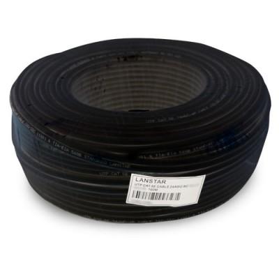 CABM100CCANE | Cable UTP Multifilar CCA Negro