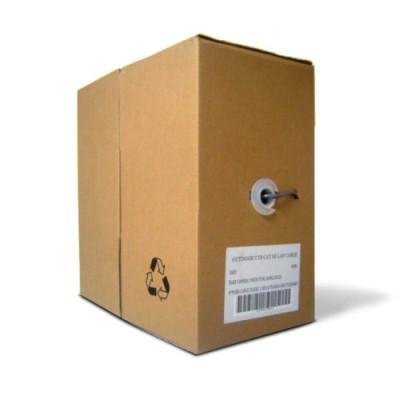 CAB6U305GR | Cable UTP Unifilar CAT.6 Gris
