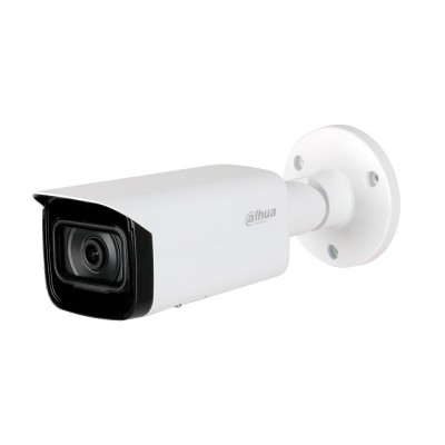 DH-IPC-HFW2831T-AS-0360B-S2 | CÁMARA BULLET IP, 8MP, 12VDC, IK10, H.265, IR 80, MTS