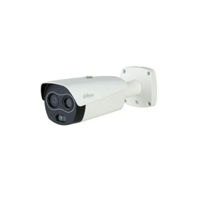 DH-TPC-BF2221-T-HTM   Cámara bullet IP térmica 2 megapíxeles. Óptica visible de 3.5 mm
