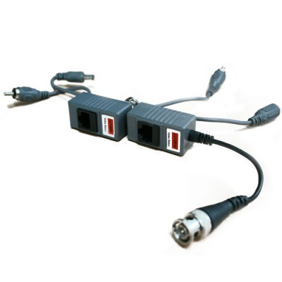 LLT-203B | VIDEO BALUN PASIVO RJ45