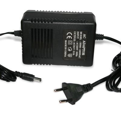 P241A(AD220AC24AC) | ADAPTADOR  220V AC - 24V AC  1A