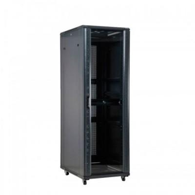 6016629NE | Rack 29U con Ventilador Negro