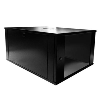 SA6406NE | Gabinete 6U Negro