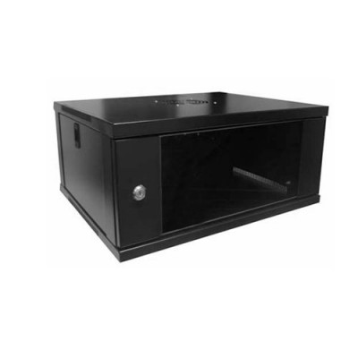 SQ5404NE | Gabinete 4U Negro