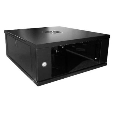 SQ5604NE | Gabinete 4U Negro