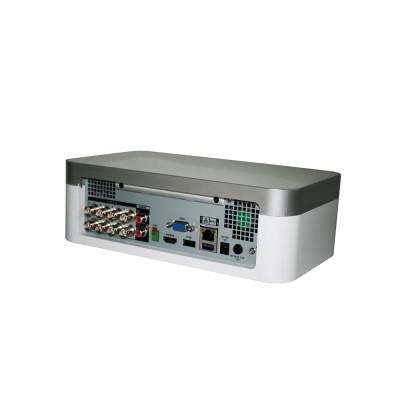 DH-XVR7108HE-4K-X | XVR 8 CANALES 4K, H.265, HASTA 8 CÁMARAS IP DE 8Mp, Funcionalidades de IoT y PO
