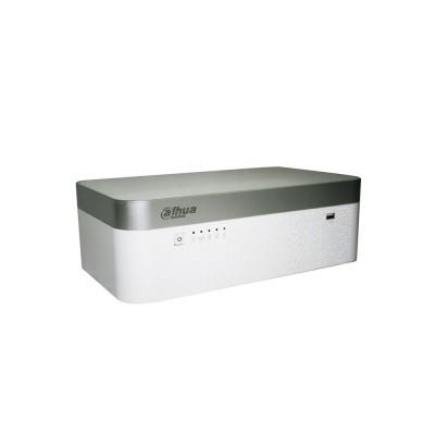 XVR7108E-4KL-X | XVR 8 CANALES 4K, H.265, HASTA 8 CÁMARAS IP DE 8Mp
