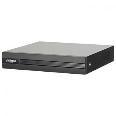 XVR1A04 | XVR Dahua 720P 4CH HDCVI +1IP 1HDD 1U lite