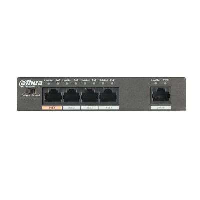 PFS3005-4ET-60 | SWITCH PoE 4 PUERTOS 10/100Mbps 60W