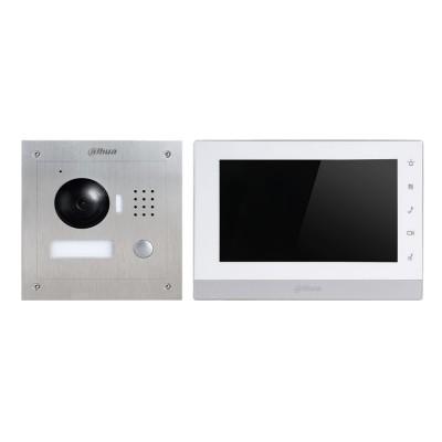 DHI-VTKB-VTO2000A-2-VTH1550CHW-2   Kit Video Intercomunicador (Videoportero)