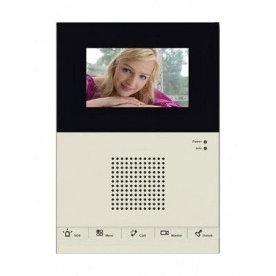 "VTH1200CS | PANTALLA TFT LCD 4.3"" BOTONERA"